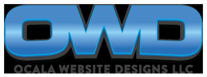 OCALA WEBSITE DESIGNS LLC LOGO