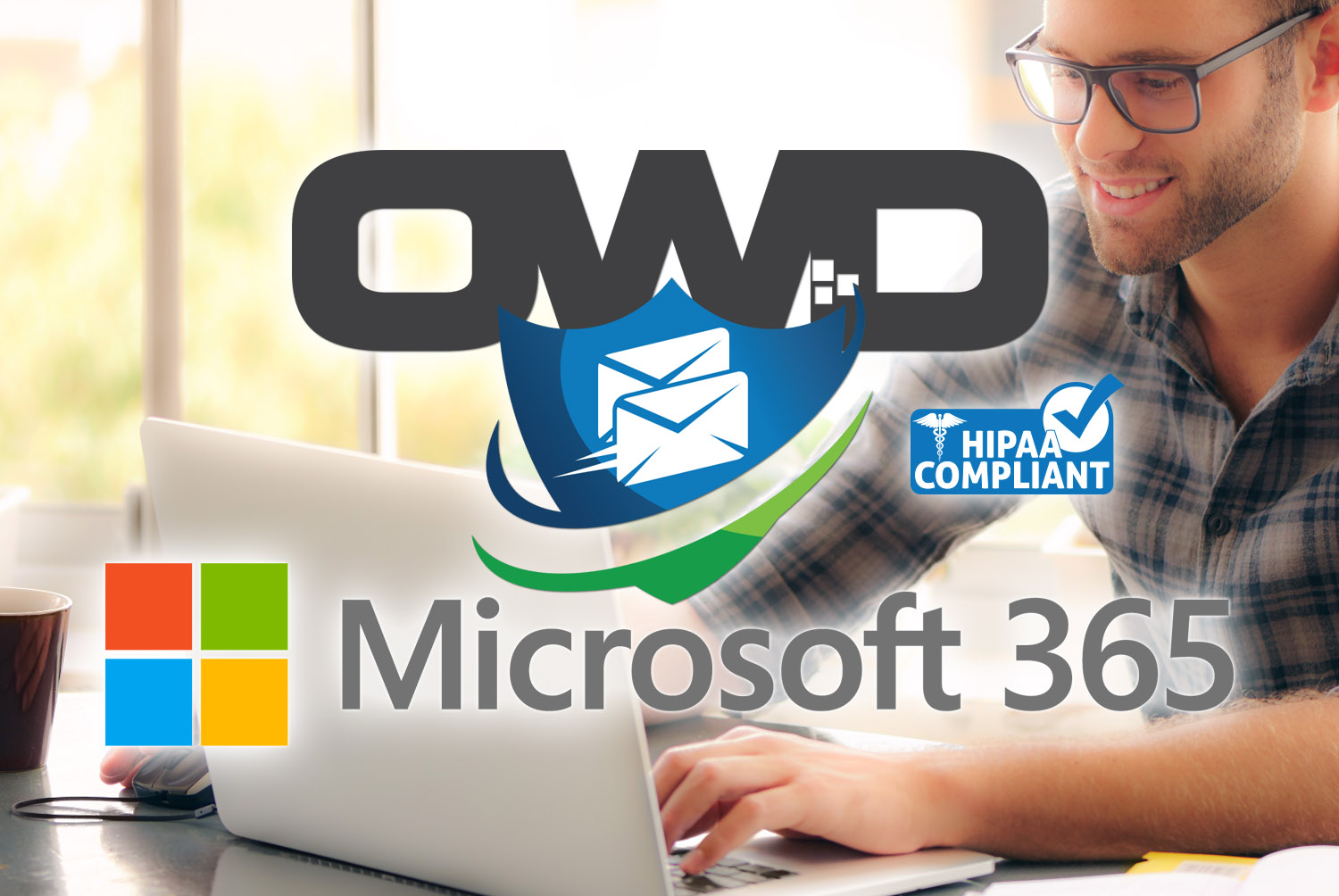 OCALA WEBSITE DESIGNS LOGO WITH MICROSOFT 365 LOGO